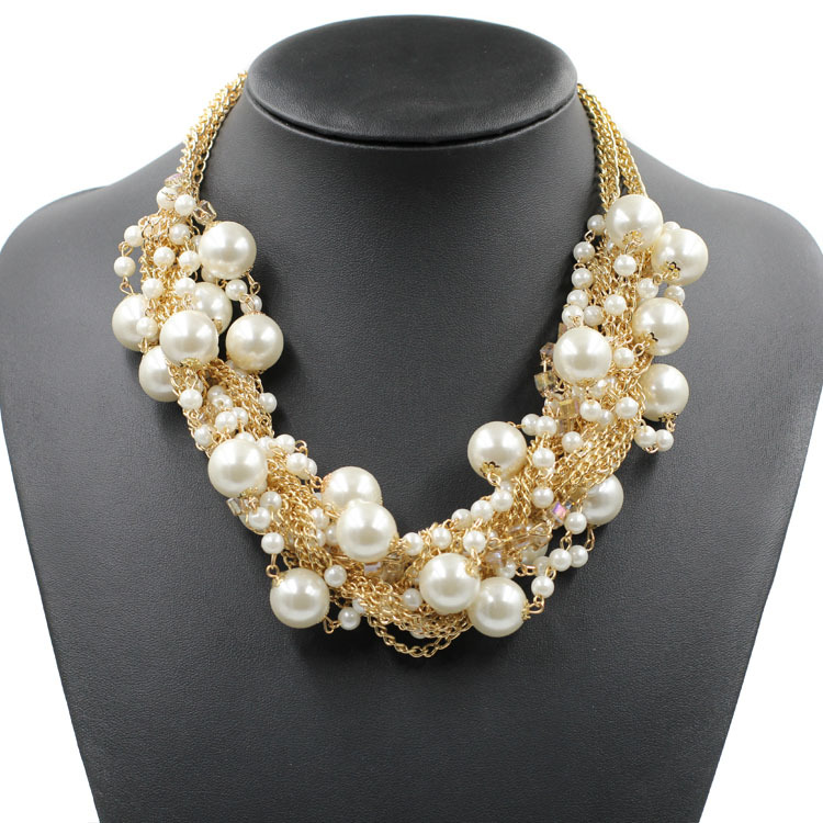 Latest Pearl Necklace Design. Best Step Kasulaperu Designs With ...