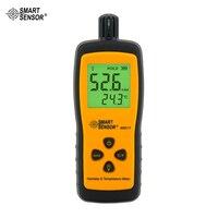 Smart Sensor AR217 Digital Handheld Hygrometer Meter Humidity Temperature Tester