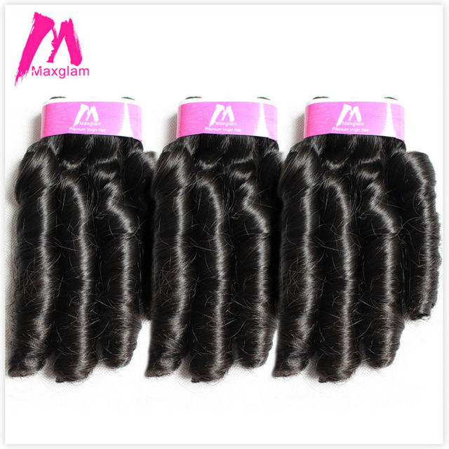 8a Premium Brazilian Virgin Hair Candy Curly Weave Bundles Maxglam