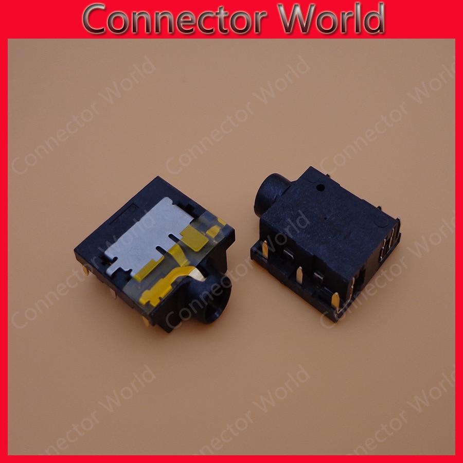 HP Pavilion G4 G6 G7 G4-2000 G6-2000 Audio Jack Connector Micphone Socket New