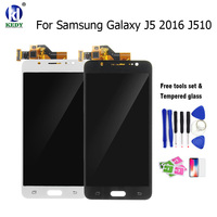 For Samsung Galaxy J5 2016 SM J510F J510FN J510M J510Y J510G LCD Display Touch Screen Digitizer