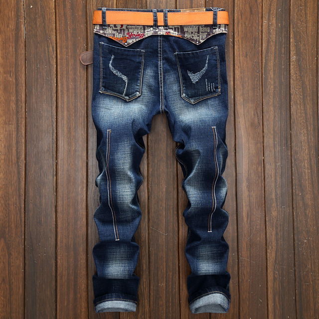 Jeans Homme Slim Fit 1