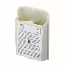 цена на 1pc White AA Battery Back Cover Holder Shell Case Suitable For XBOX 360 Wireless Controller