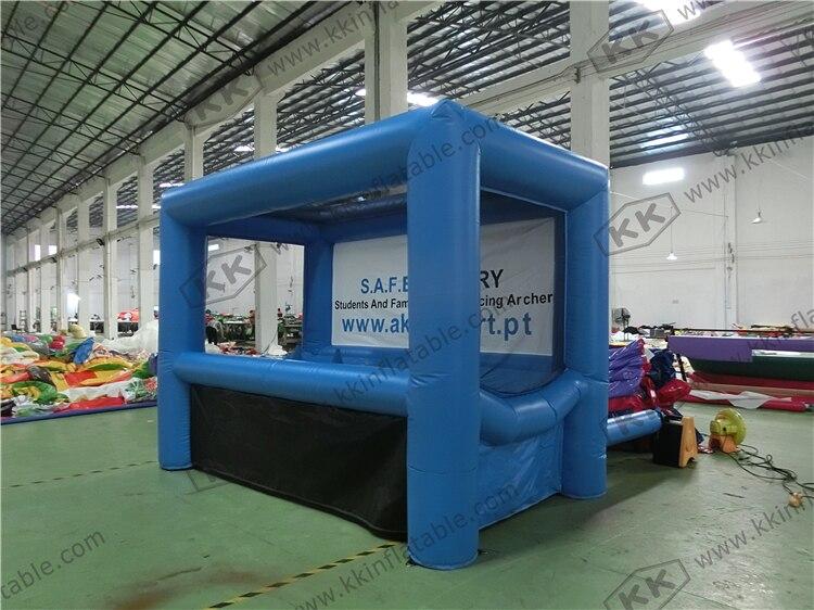 PVC Tarpaulin Inflatable Arrow Shooting / Archery Inflatable Sport Games