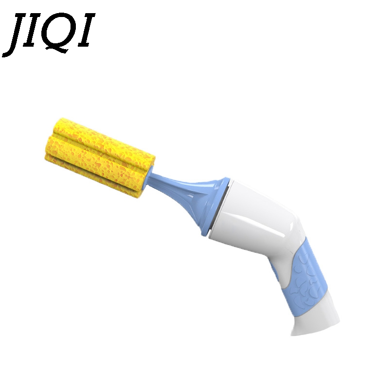 JIQI Rechargeable à la main lave-vaisselle électrique Mini bol brosse de nettoyage cuisine bouteille de lait lave-vaisselle tasse nettoyant lave-vaisselle