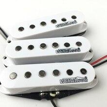 Wilkinson przetworniki do gitary elektrycznej Lic Vintage pojedyncza cewka przetworniki do ST White MWVSN/M/B