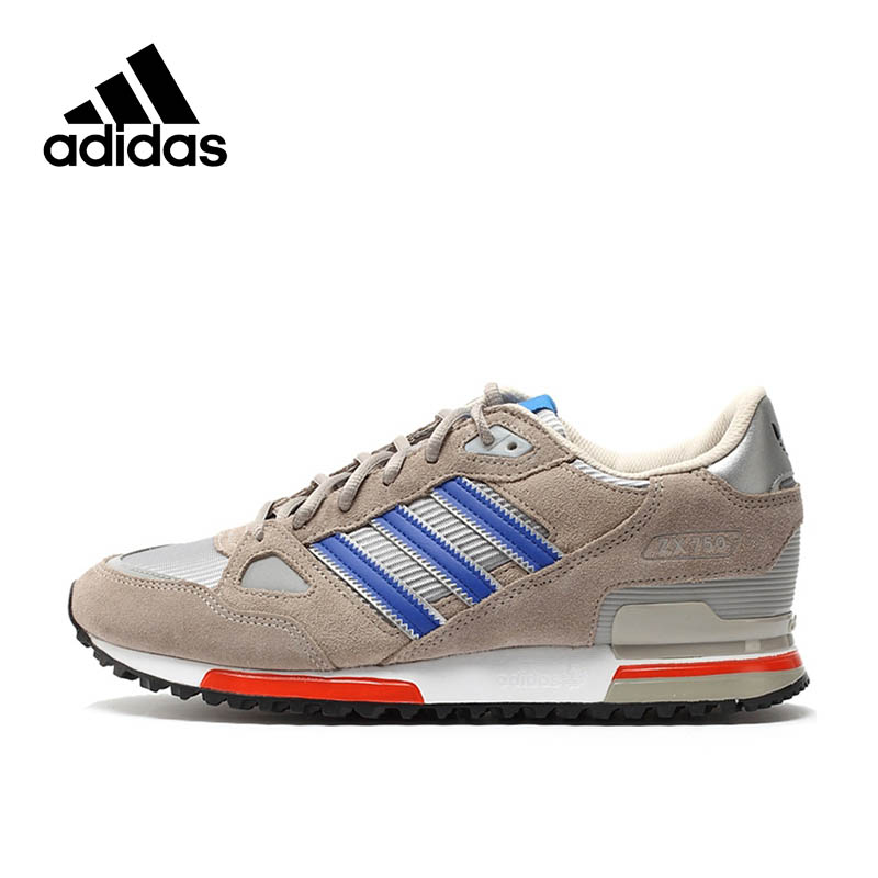 Official Adidas ZX 750 Originals Unisex Skateboarding Shoes sneakers