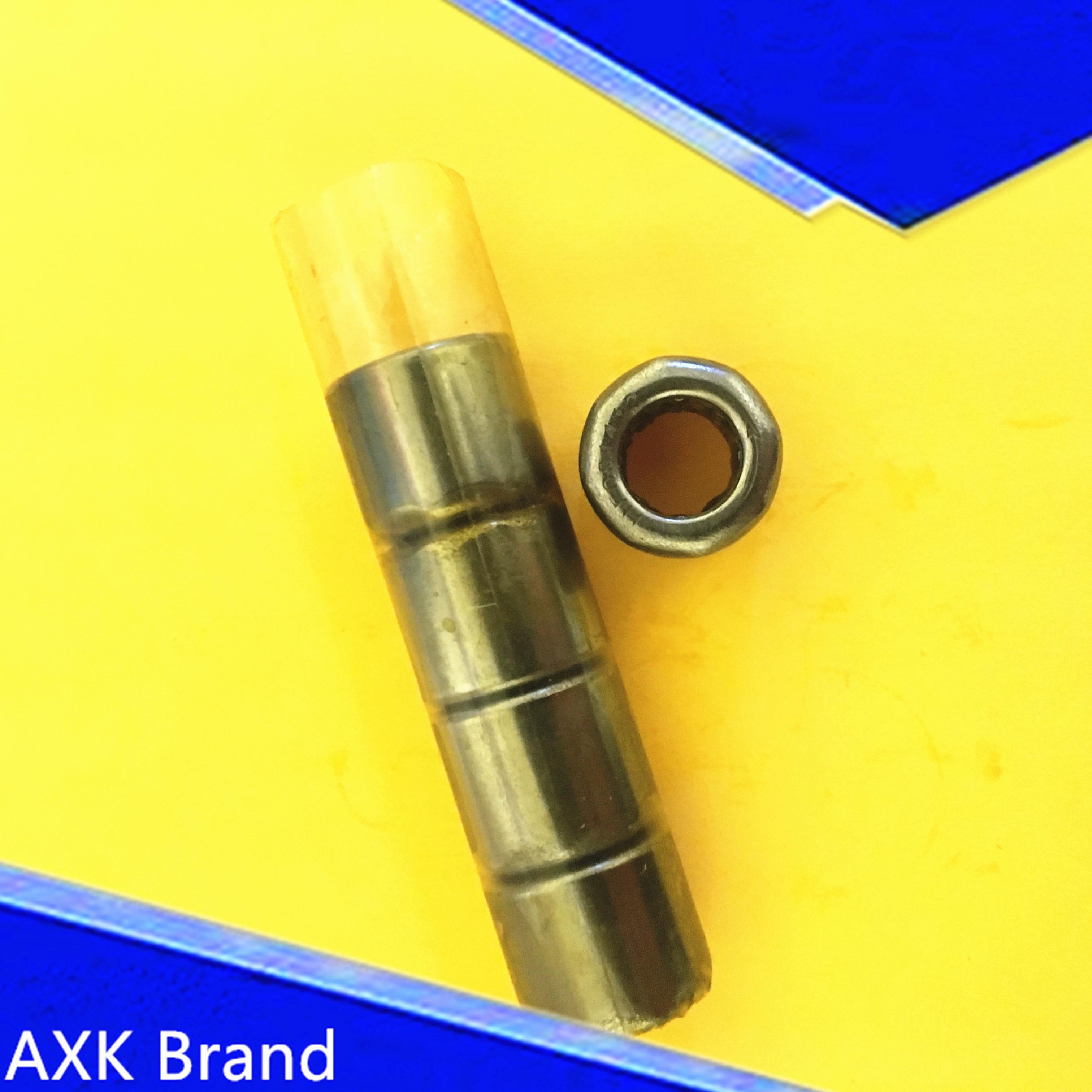 10Pcs HF0612 One Way Needle Bearing 6mm x 10mm x 12mm Free shipping High Quality 10pcs hf0612 one way cluth needle roller bearing 6x10x12mm
