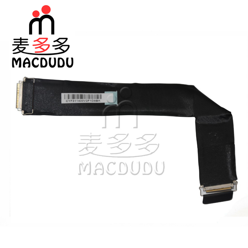 Deal4GO Replacement LCD LED Video Display Port Cable 923-0281 Compatible for iMac 21.5 A1418 2012 Screen Flex Cable