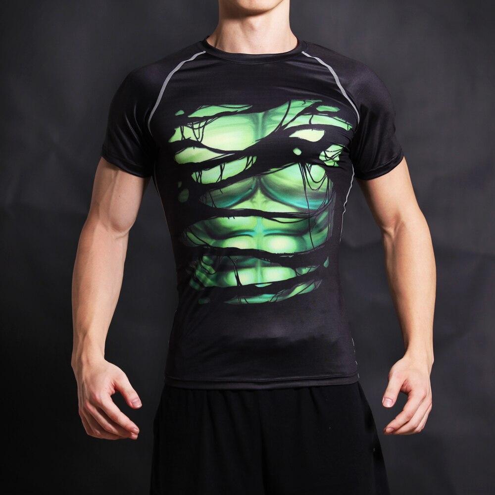 d2c64eb661 Camiseta Capitão América Escudo Guerra Civil Tee 3D Impresso camisetas  Homens Marvel Avengers 3 Hulk homem Roupas de Fitness Masculino topos em  Camisetas de ...