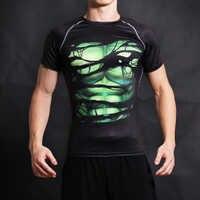 T camisa capitão américa escudo da guerra civil t 3d impresso t-shirts homem marvel vingadores 3 hulk roupas de fitness masculino topos