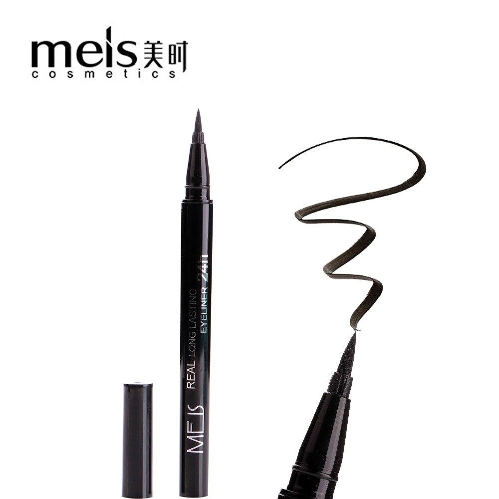 ③MEIS brand cometics profesional cosmética lápiz de ojos negro ojo ...