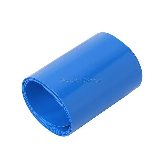 2M Lithium Battery Heat House Shrink Tube Li-ion Wrap Skin 14500 18650 26650 PVC Shrinkable Tubing Film Tape Sleeves Dropship 1
