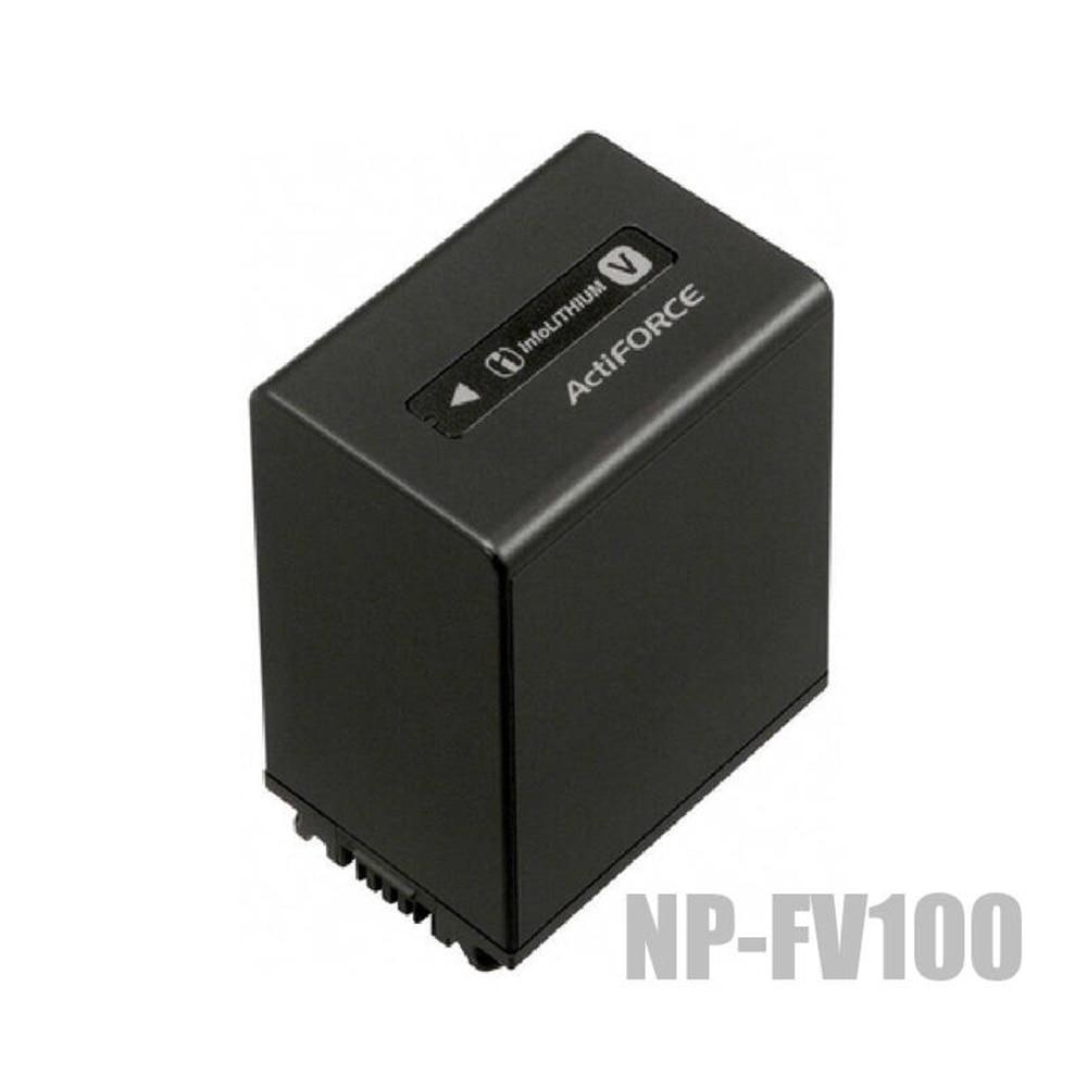 NP-FV100 NPFV100 Digital Camera Battery NP-FV100 lithium batteries pack For Sony NP-FV50 HDR-XR550 HDR CX150E CX760 PJ760 PJ790 4pcs 3900mah np fv100 np fv100 npfv100 li ion camera batteries usb dual charger for sony np fv30 np fv50 np fv70 sx83e sx63e