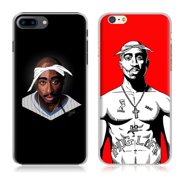 coque iphone 8 plus 2pac