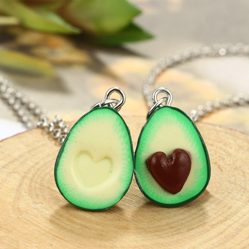 Avocado Friendship Necklace