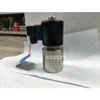 Обычно открытым Нержавеющаясталь Материал электромагнитный клапан DN2 ~ 3, 1/4 , 300Bar высокое Давление электромагнитный клапан NPT1/4 или G1/4 Лиде