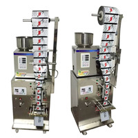 Cocoa Powder Corn Starch Wheat Curry Powder Weighing Packaging Machine with Sealer