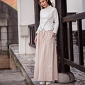 2017 Linen Casual Pants Personality Loose Harem Pants Plus Size Solid Elastic Waist Women's Pants Trousers for Women