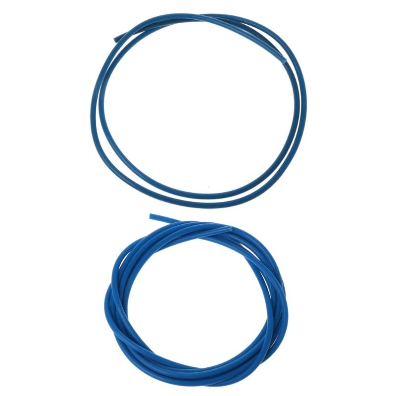 Accessories PTFE Tube 2x4mm Printer 3D Extruder Reprap 1M Filament 1.75