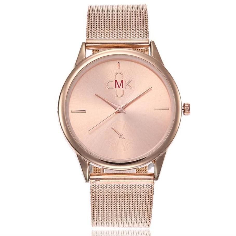 Best Sale 2018 Fashion women watches silver Elegant Bracelet Casual Quartz Stainless Steel Band Strap Watch Analog Wrist Watch