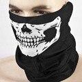 Scary Halloween Festival Máscara Máscaras Crânio Esqueleto Máscaras de Bicicleta Motocicleta Ao Ar Livre Multi Cap Neck Santo Scarf Metade Máscara Facial