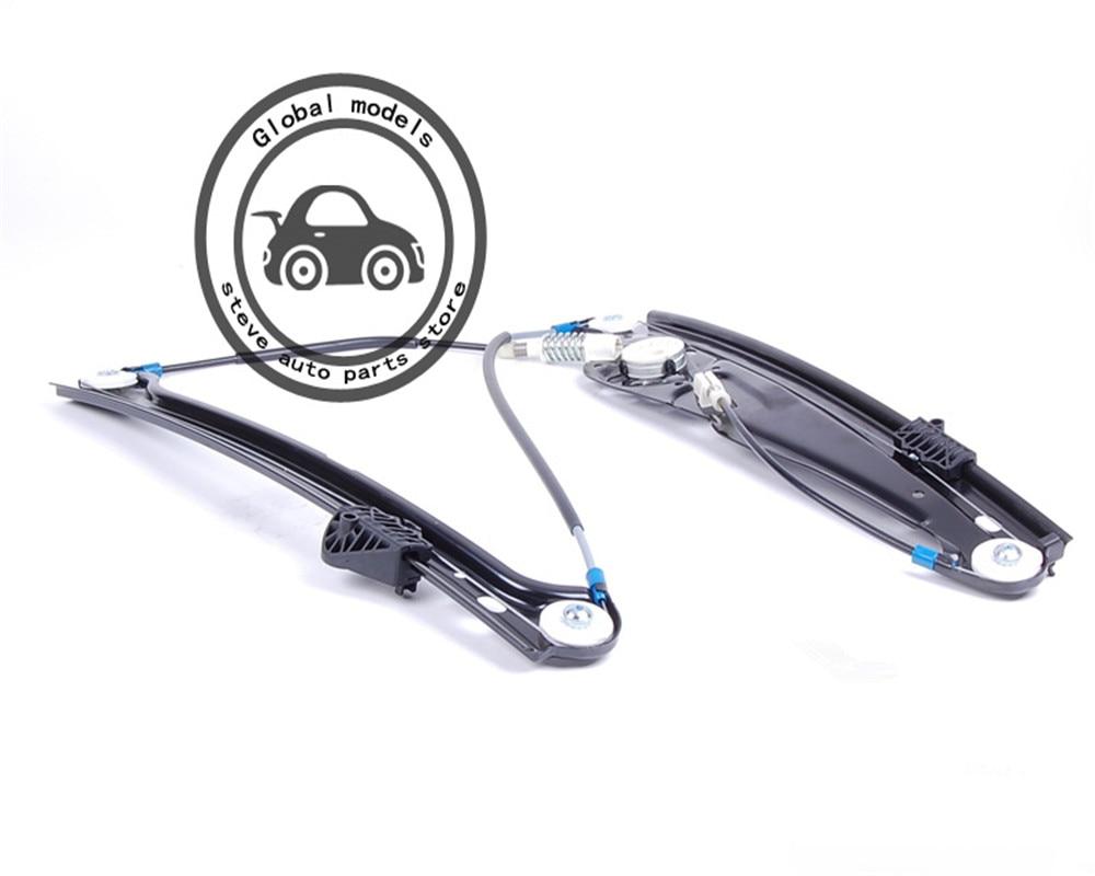 Front Power Door Window Regulator For BMW E60 520i 523Li 525Li 528i 530i 535i 525i 528i 530i 540i 545i 550i 520i 525i 535i