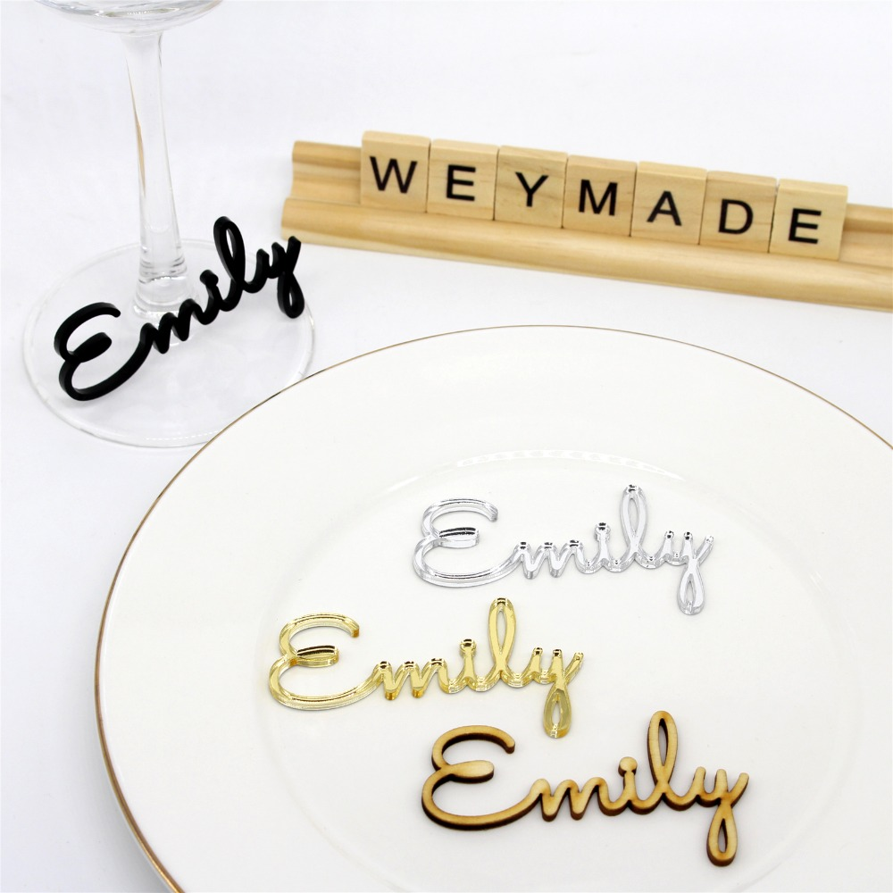 Nameguesty: Aliexpress.com : Buy Personalized Laser Cut Guest Name