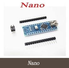 Nano 3.0 controller compatible with nano CH340 USB driver NO CABLE for Arduino NANO V3.0