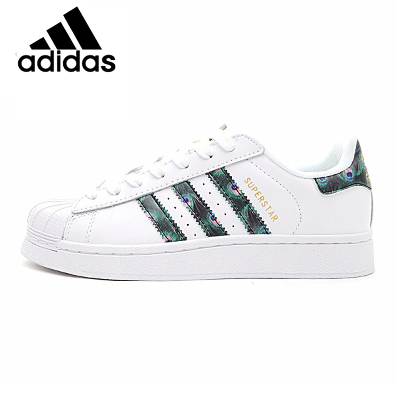 Adidas Clover Superstar ladies skateboard shoes white outdoor trend comfortable sports shoes wear-resistant breathable CP9388Adidas Clover Superstar ladies skateboard shoes white outdoor trend comfortable sports shoes wear-resistant breathable CP9388