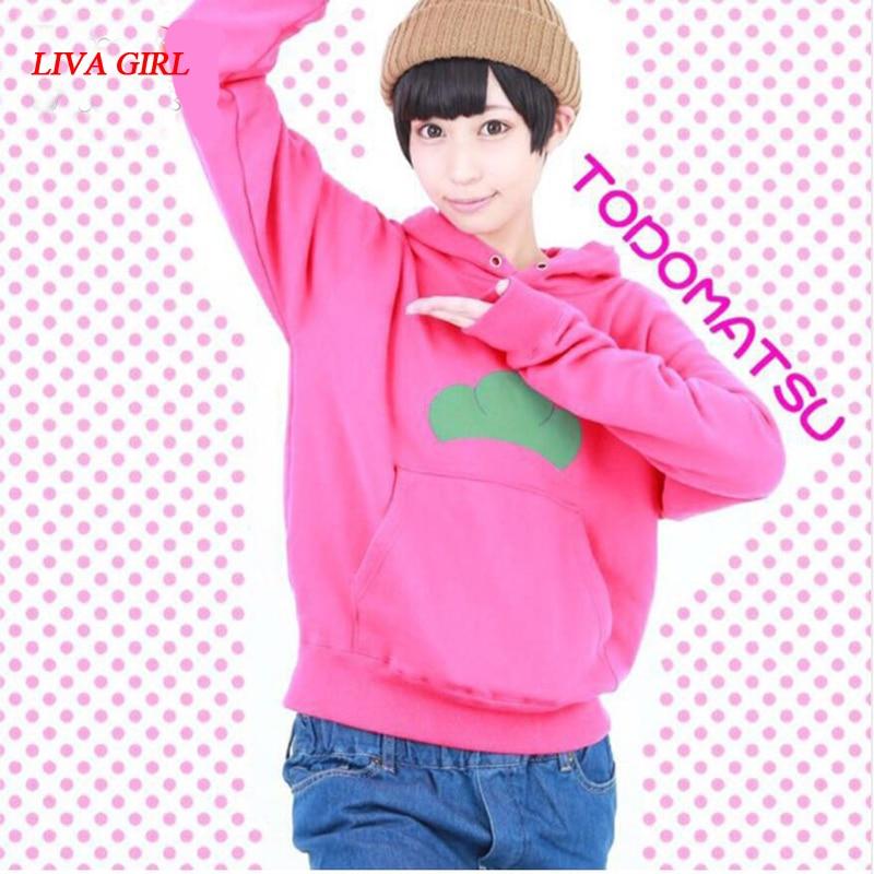 LIVA GIRL Todomatsu Matsuno Cosplay Wig Osomatsu-San Costume Play Wigs Halloween Costumes Hair 1085