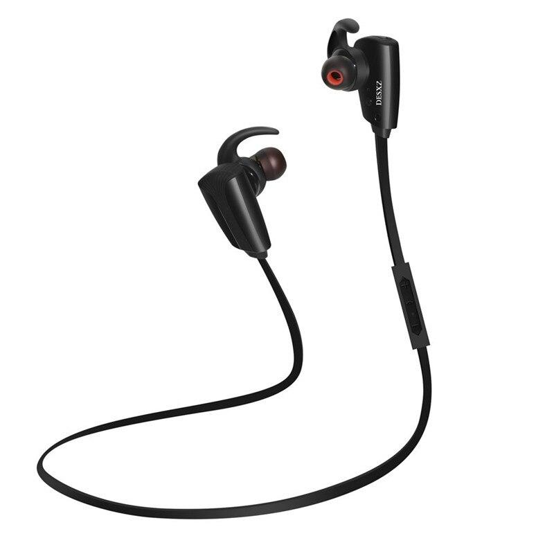 bilder für Desxz h5 kopfhörer bluetooth 4,1 kopfhörer sport-laufende ohrhörer mit mikrofon aptx für telefon iphone xiaomi