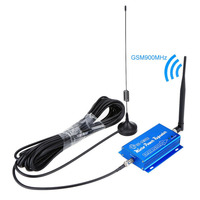 GSM902AMHz Mobile Unicom Mobile Phone Signal Booster Amplifier 2G 3G 4G Call Signal Cell Phone Signal Booster Amplifier