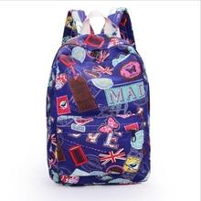 Célèbre marques femmes toile sac à dos femmes sacs dames sac de voyage sacs d'école étudiants sacs à dos toile sac à dos