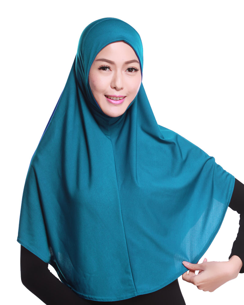 H991 latest big size plain muslim hijab muslim scarf fast delivery can choose colors