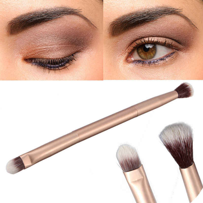 Makeup Eye Powder Foundation Oogschaduw Mengen Double Ended Brush Pen