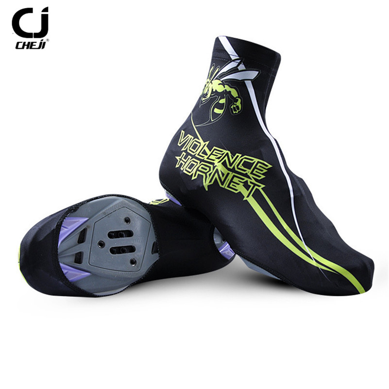 CHE JI Copriscarpe Ciclismo Cycling Equipment Outdoor Sport Cycling Overshoes MTB Road Racing Bike Bicycle Cycling Shoe Cover