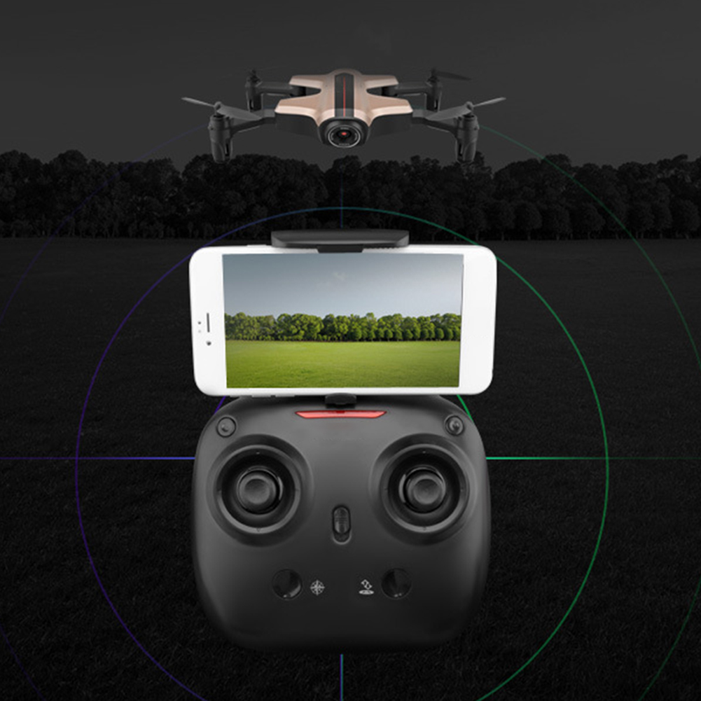 2.4GHz Foldable With HD Camera RC Quadcopter Headless Mode Remote Control G-sensor Four-Axis Wide Angle Toys Drone Altitude Hold2.4GHz Foldable With HD Camera RC Quadcopter Headless Mode Remote Control G-sensor Four-Axis Wide Angle Toys Drone Altitude Hold