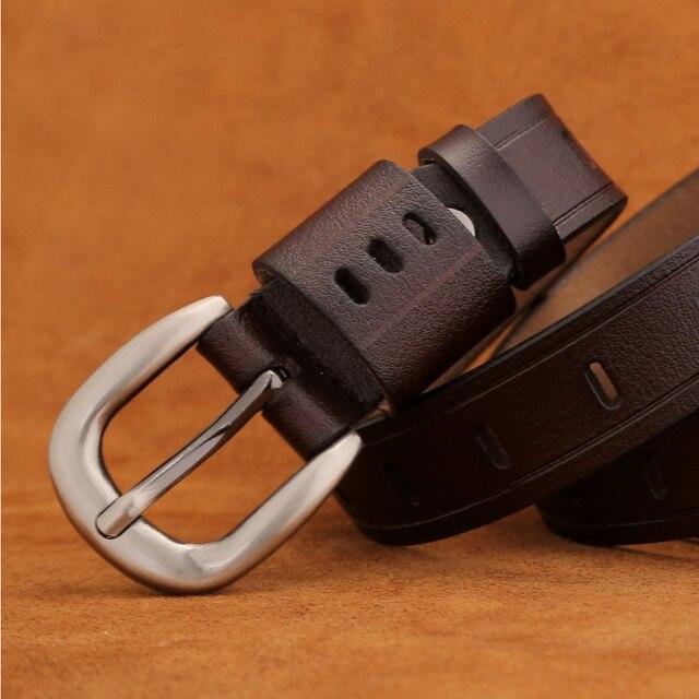 Luxury Leather Belt For Women