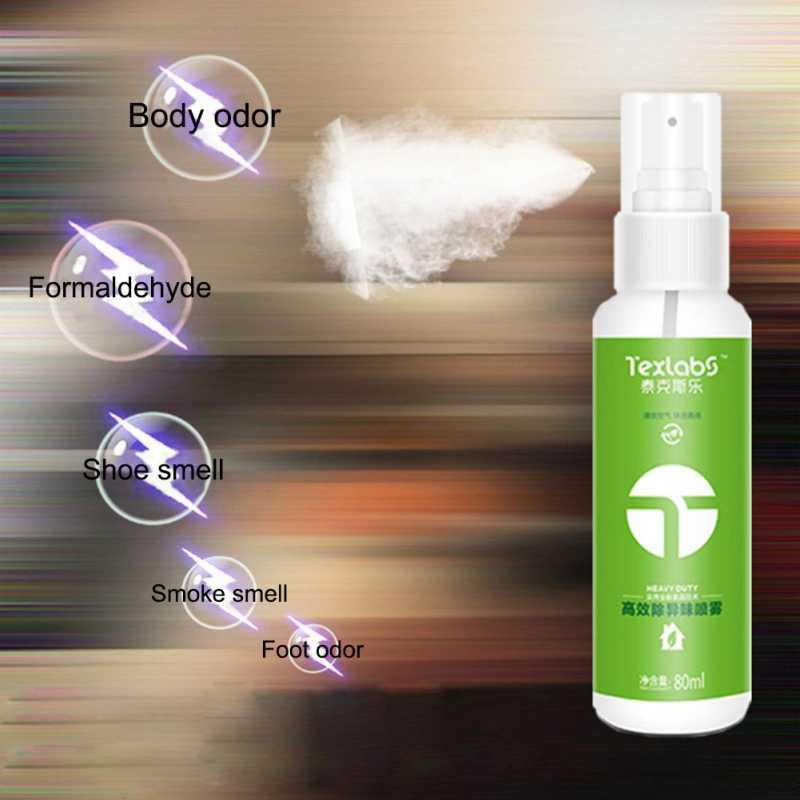 Deodorante Spray Auto di Rimozione di Odore Deodorante Formaldeide Scavenger Rimuovere Scarpa Puzzolente Odore Del Piede
