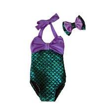 Закрытый купальник для девочек 2016 Swimmable