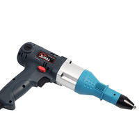 400W Electric Nail Gun Blind Rivets Gun Riveting Tool Electrical Power Tool For 3.2 5.0mm