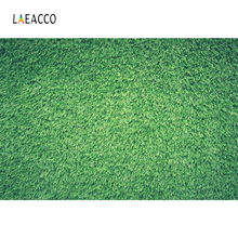 Laeacco Green Grassland Wall Ceremony Portrait Baby Photography Backgrounds Customized Photographic Backdrops For Photo Studio