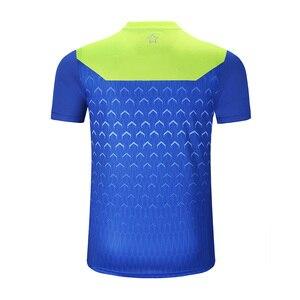 Image 4 - Nuevo Dragón de CHINA camisetas de tenis de mesa hombres, camisetas de ping pong, camisetas de tenis de mesa chinas, ropa de tenis de mesa camisas deportivas