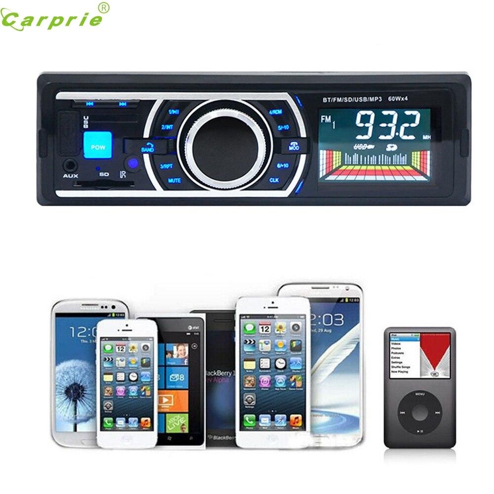 Bluetooth Car Stereo Audio In Dash Aux Input Receiver Sd: Bluetooth Car Stereo Audio In Dash FM Aux Input Receiver