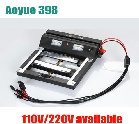 AOYUE 398 PCB fixtures circuit board test with power tools for PCB rework fix to test power