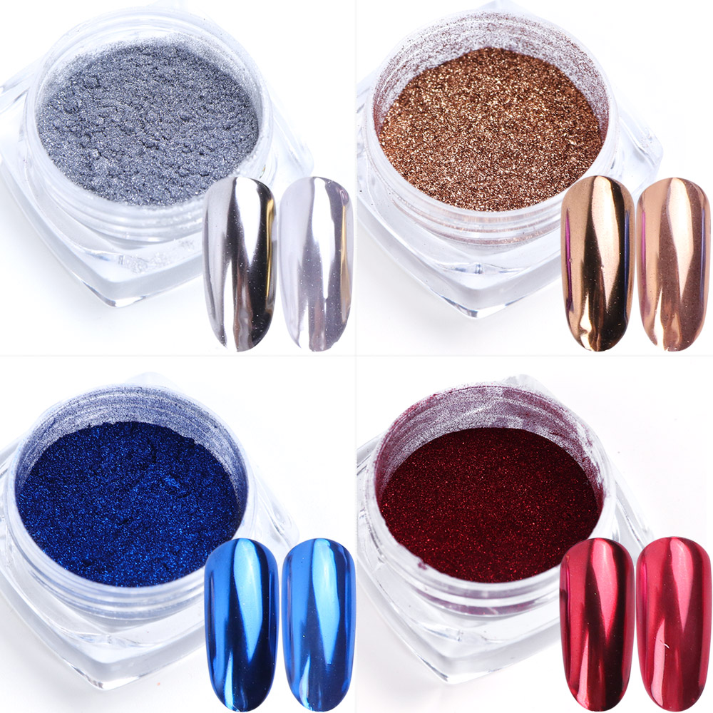 Mirror glitter powder