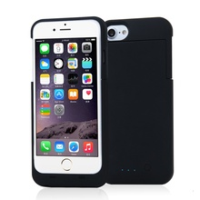 MFi Certified MAXNON Battery Case For iPhone 7 7 Plus Shockproof Ultra Thin Power Bank Back