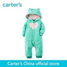 1 pcs bébé enfants enfants Polaire Salopette de Carter 118G638, vendu par Carter de Chine boutique officielle