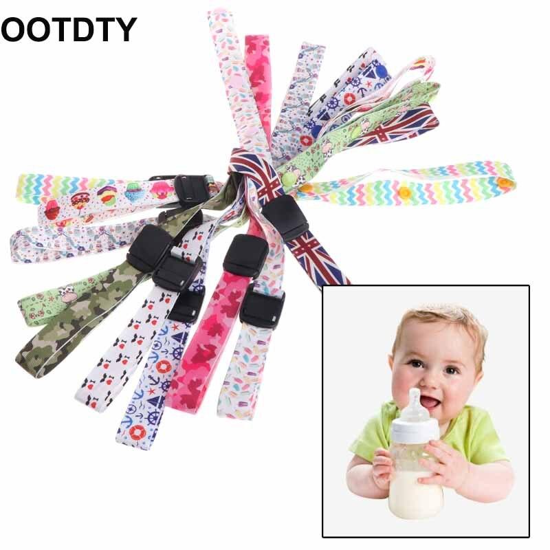 Anti-verloren Band Baby Kinderwagen Seil Baby Spielzeug Sippy Tasse Baby Flasche Strap Halter